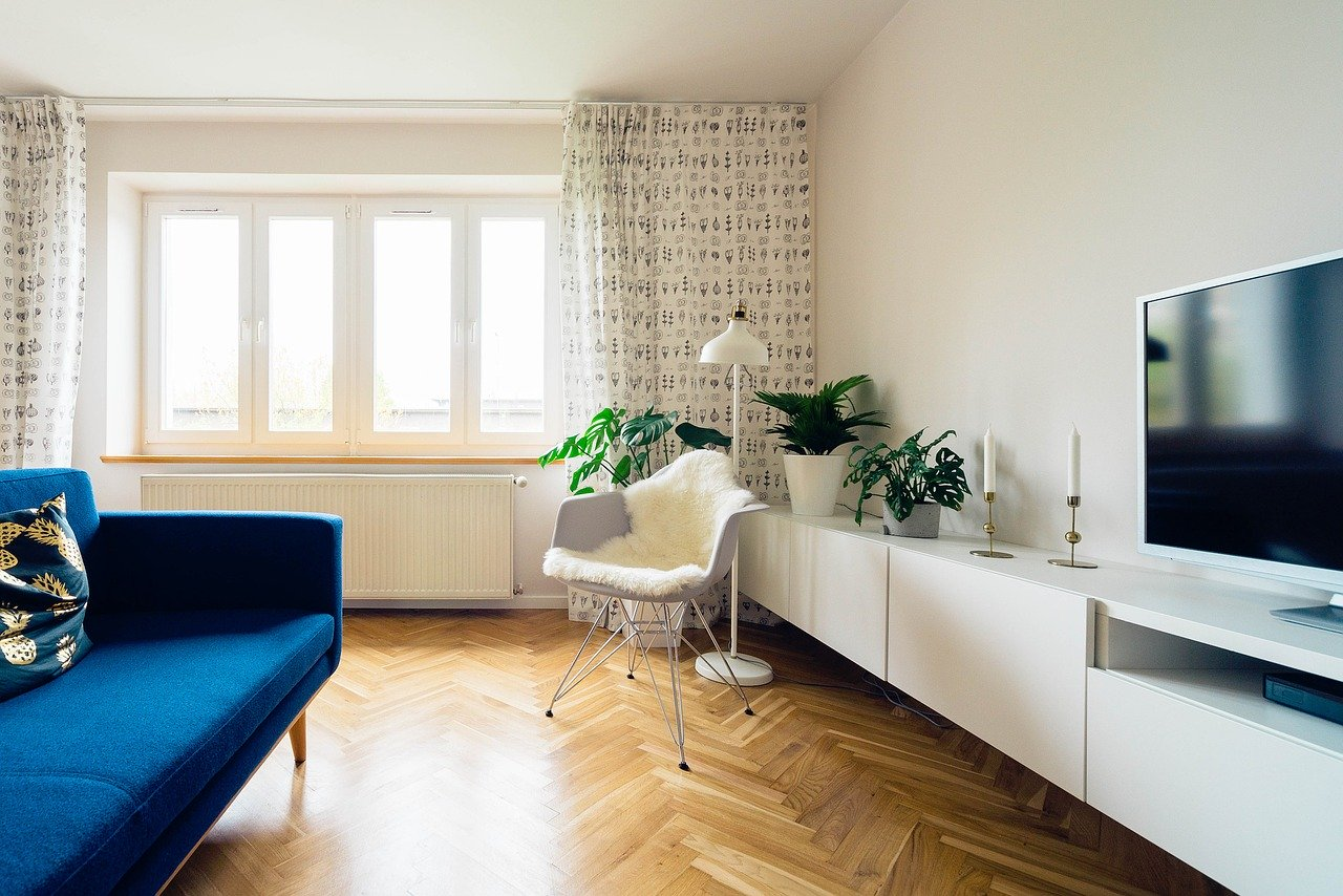 interior, living, room