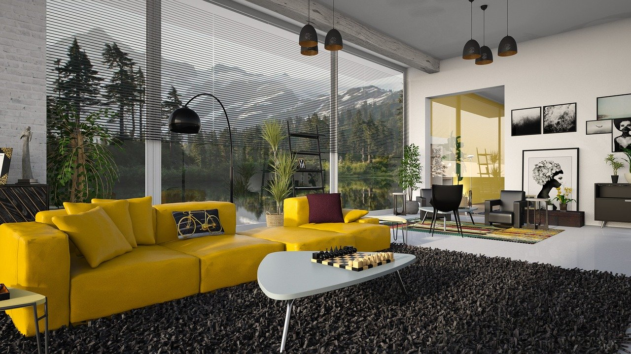 living-room, sofa, couch
